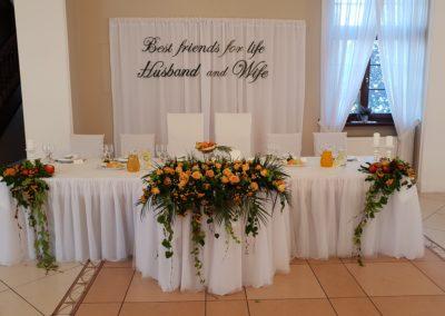 Stół prezydialny