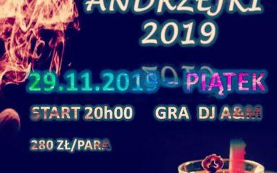 ZABAWA ANDRZEJKOWA 29.11.2019